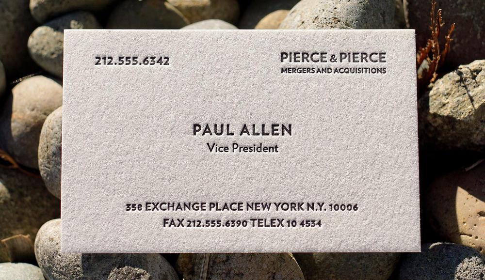 The Improved Paul Allen Hoban Cards