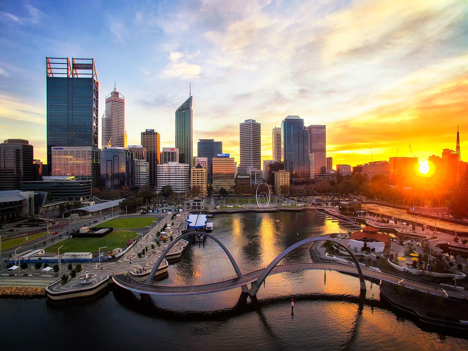 Perth City Colours in 2019 | Perth | Perth western ... - photo#46