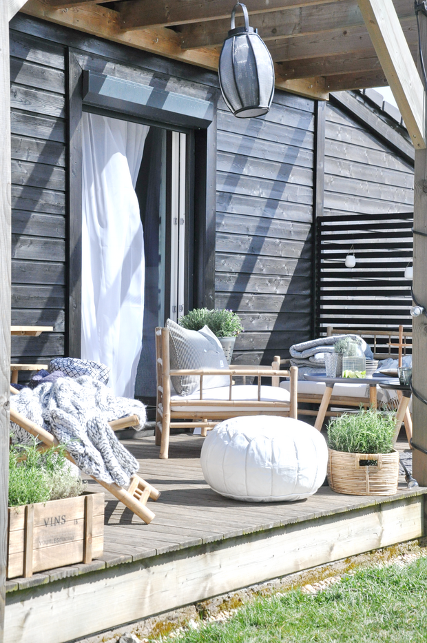 25 Scandinavian Outdoor Design Ideas | The Garden room | Pinterest ...