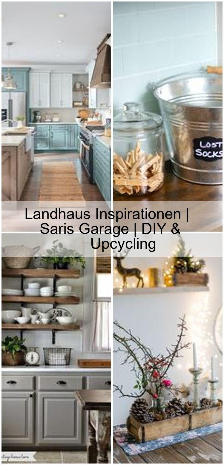 Landhaus Inspirationen Saris Garage Diy Upcycling Welcome To Blog Farmhouse Decor Kitchen Cabinets Kitchen