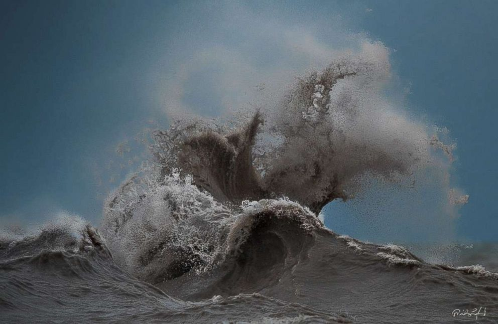 Found On Bing From Abcnews Go Com In 2020 Lake Erie Waves