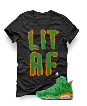 e30007f29308a3 Match Jordan 6 Gatorade Green - illCurrency