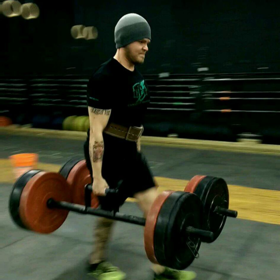 Crossfitkodiak Make time for it Just get it done Nobody ever got