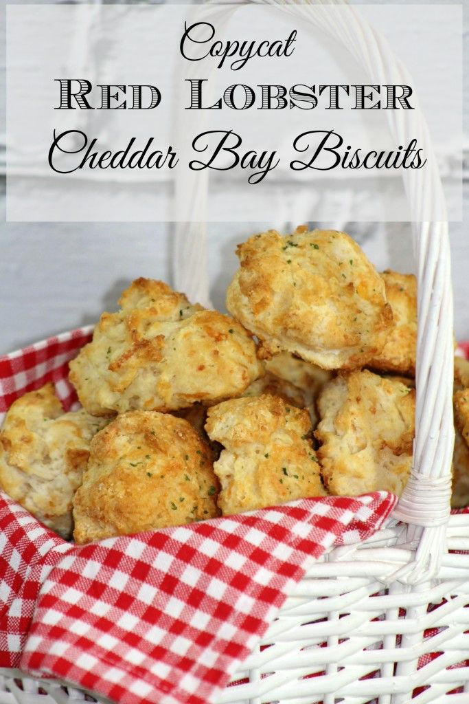 Copycat Red Lobster Cheddar Bay Biscuits Virtually Yours