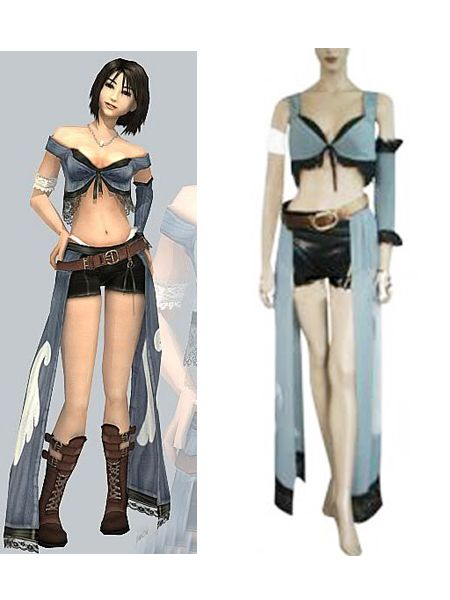 Final Fantasy VIII Rinoa Halloween Cosplay Costume  sc 1 st  Pinterest & Final Fantasy VIII Rinoa Halloween Cosplay Costume | Game Cosplay ...