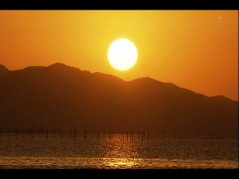 「にっぽん縦断こころ旅」 宍道湖の夕暮れ こころたび・この道を行く - YouTube