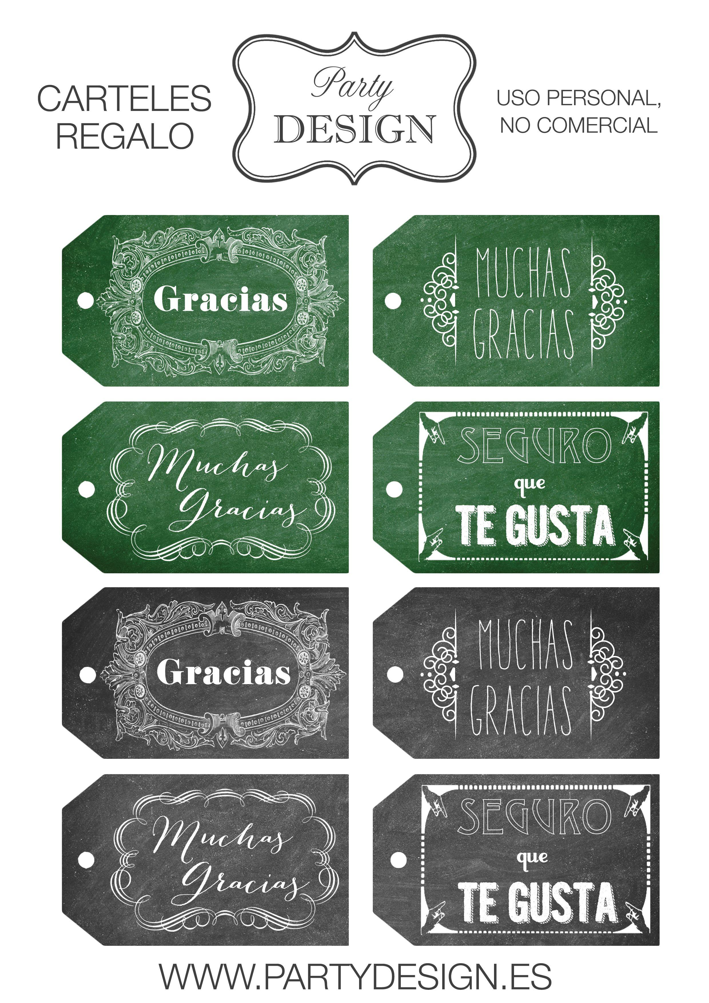 Imprimibles gratis etiquetas gracias imprimibles etiquetes gràcies ...
