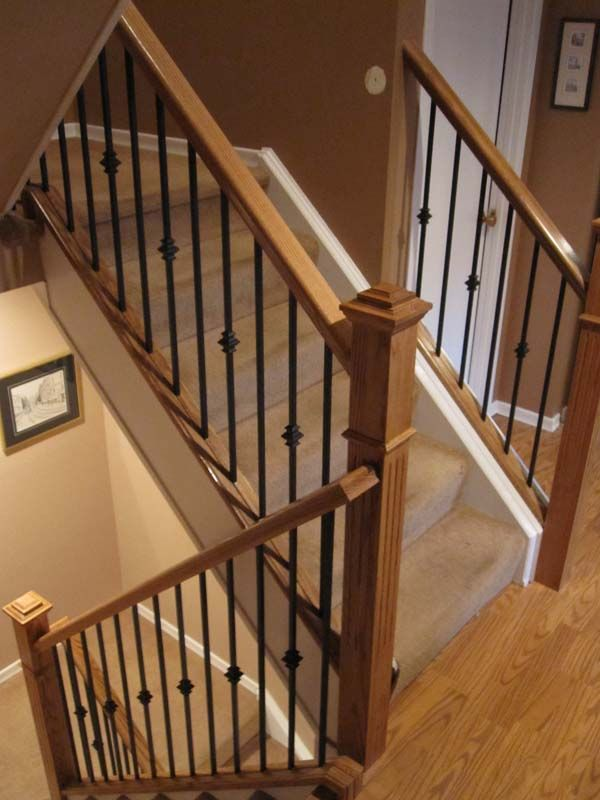 P&G Quality Flooring - Iron Railings (With images) | Iron ...