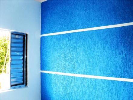 Textura de Parede Grafiato | Fotos, Como Fazer, Material Necessário ...