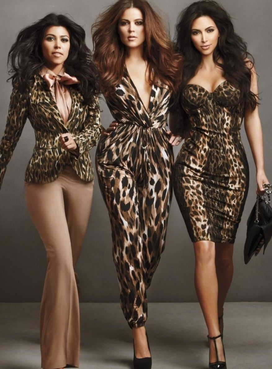 Kardashian sisters Fashion collection