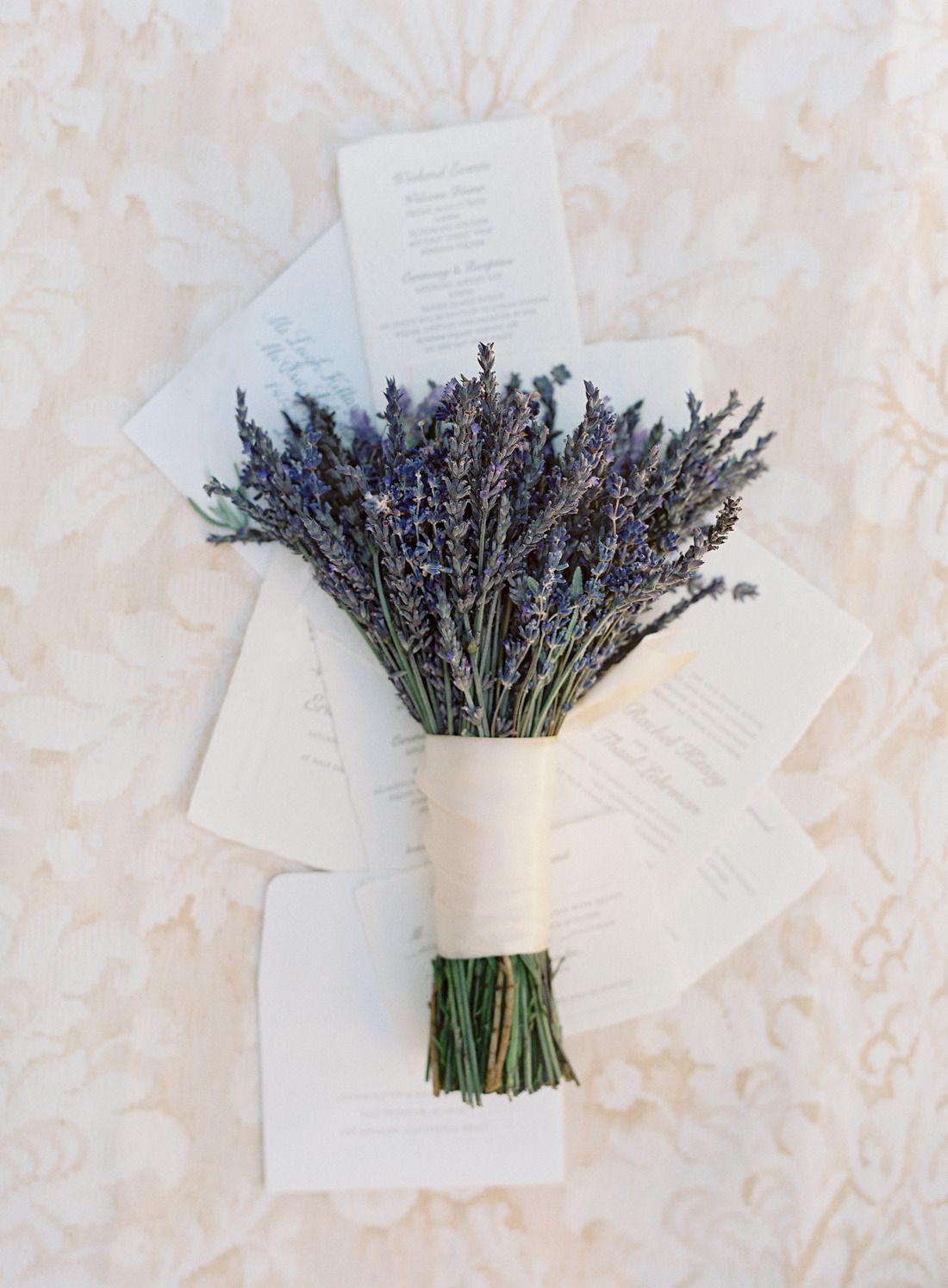 #lavender, #bouquet  Photography: Jose Villa Photography - josevillaphoto.com  Read More: http://www.stylemepretty.com/2014/03/04/elegant-outdoor-wedding-in-kenwood-california/