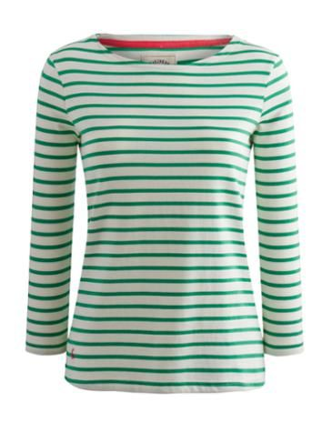 8ae7560db007e Joules Womens Striped Jersey Top