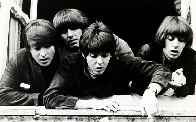 Fonds d'écran Musique > Fonds d'écran The Beatles THE BEATLES par le-disparu - Hebus.com