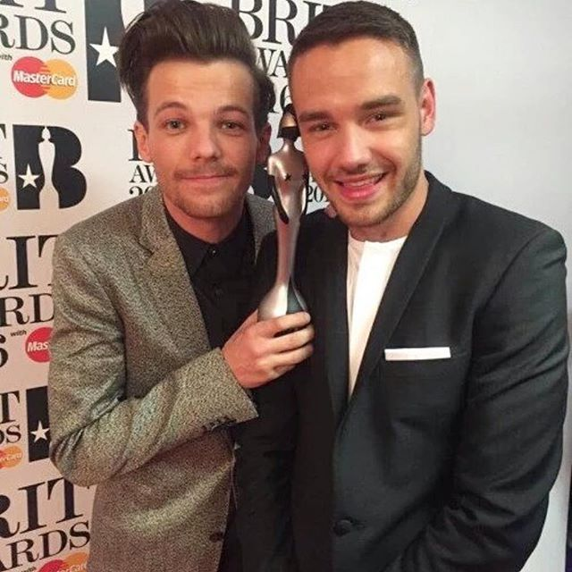 Brit Awards @LouisWilliamT @louist91 @invisiblelwt @liampayne