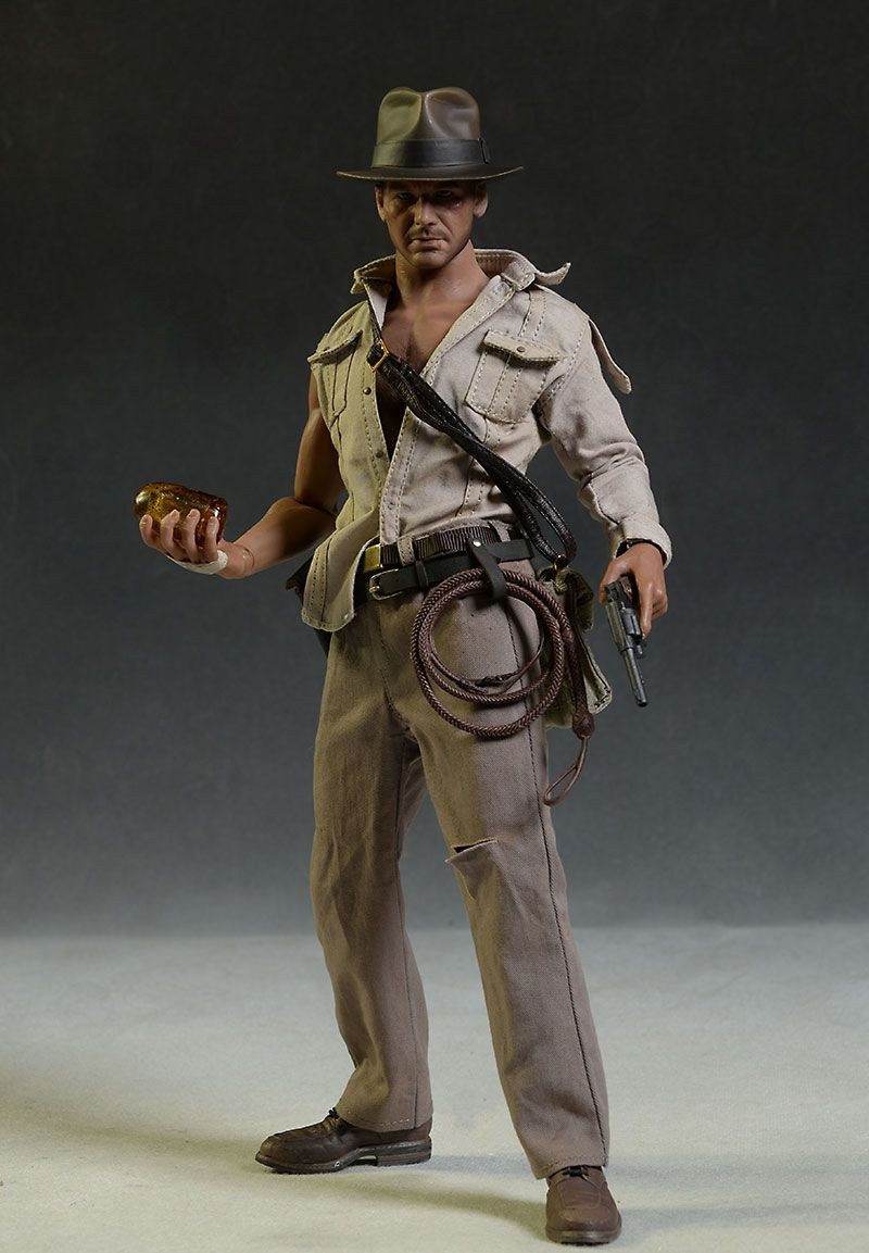 67bb3a054fc0b Indiana Jones Temple of Doom action figure | 1/6th Action Figures ...