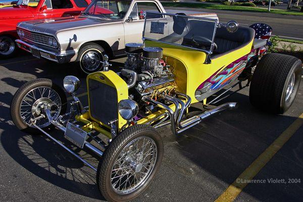 Custom 1923 Ford T-Bucket hot rod