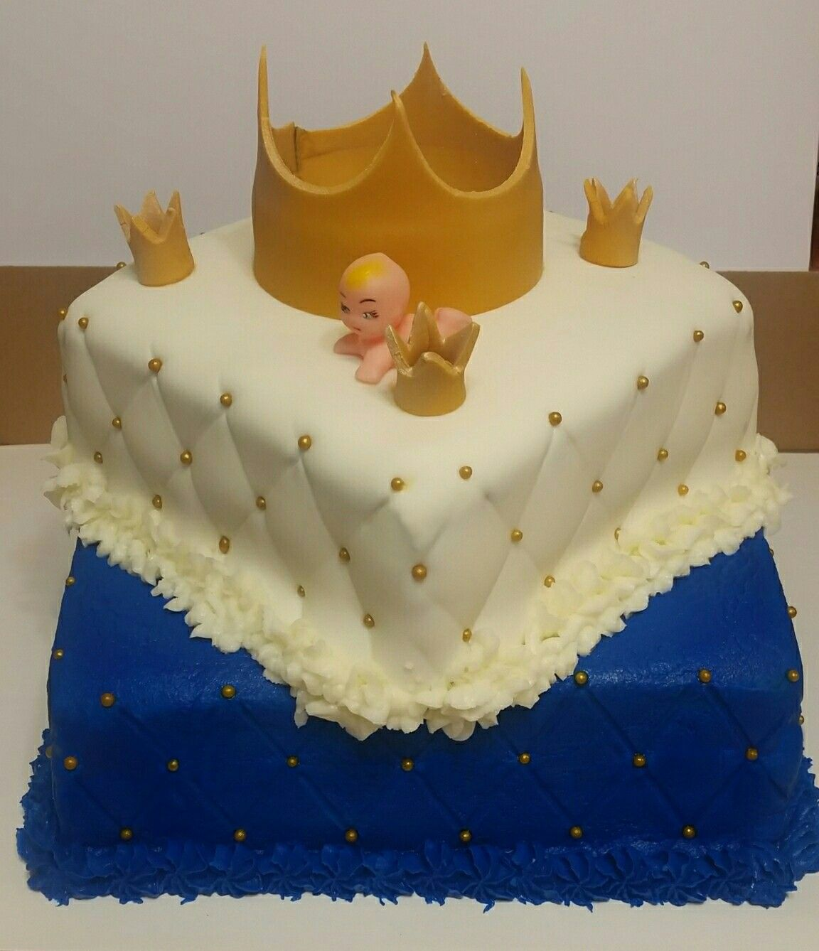 prince birthday prince baby showers royal prince baby shower cakes