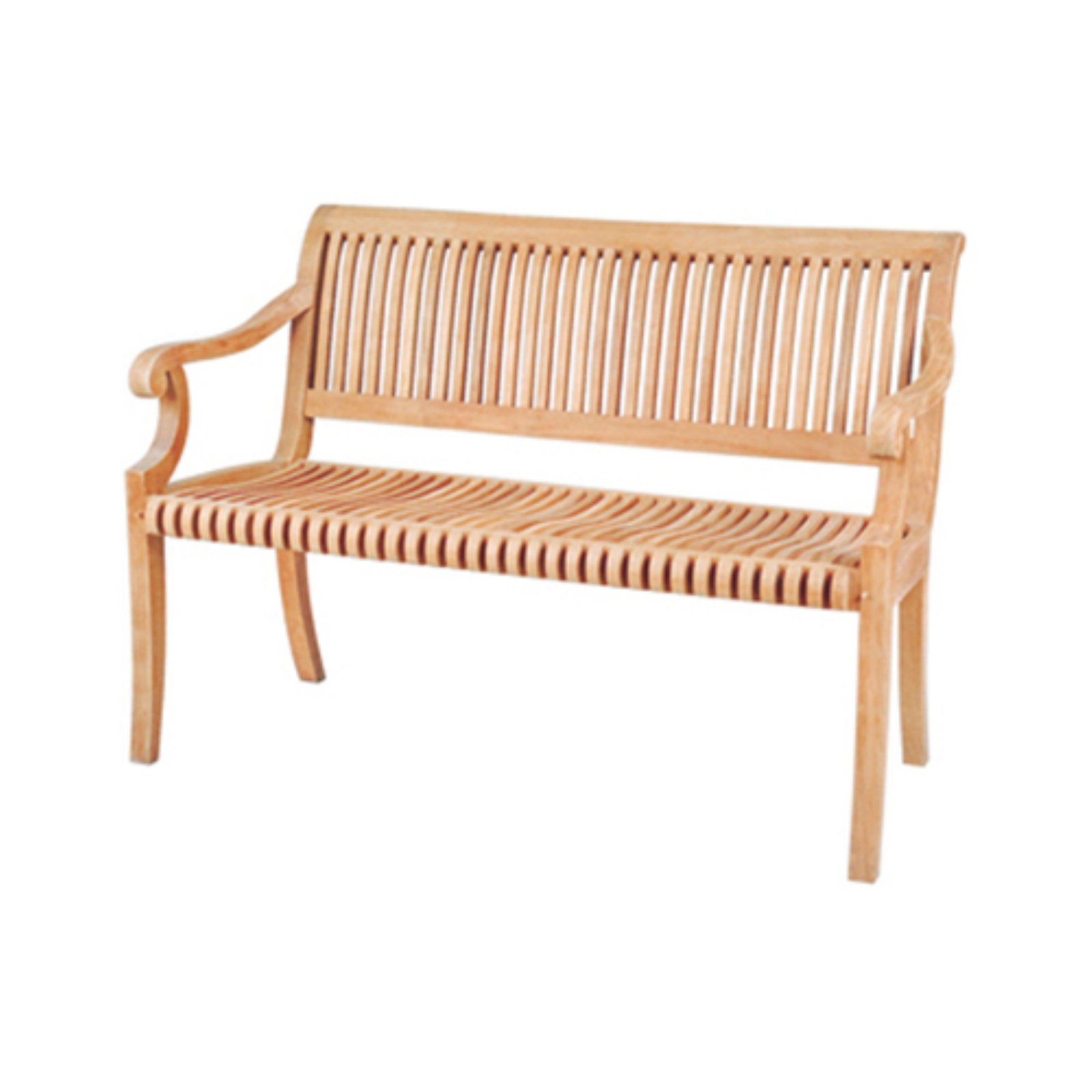 Brilliant Outdoor Hiteak Furniture R Alfresco 4 Ft Teak Bench Machost Co Dining Chair Design Ideas Machostcouk