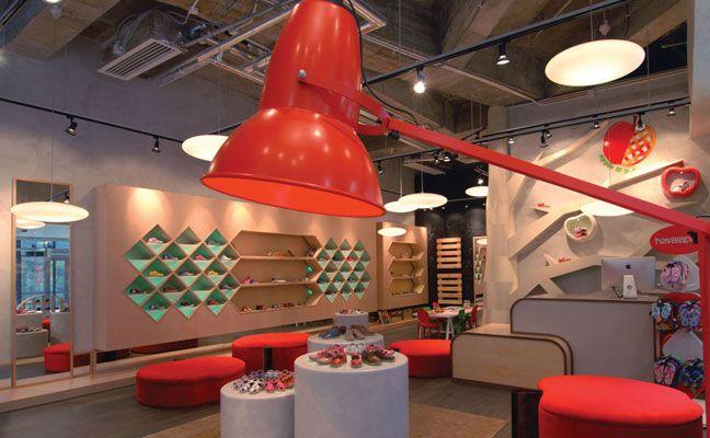 New retail concept by Stefano Tordiglione Design