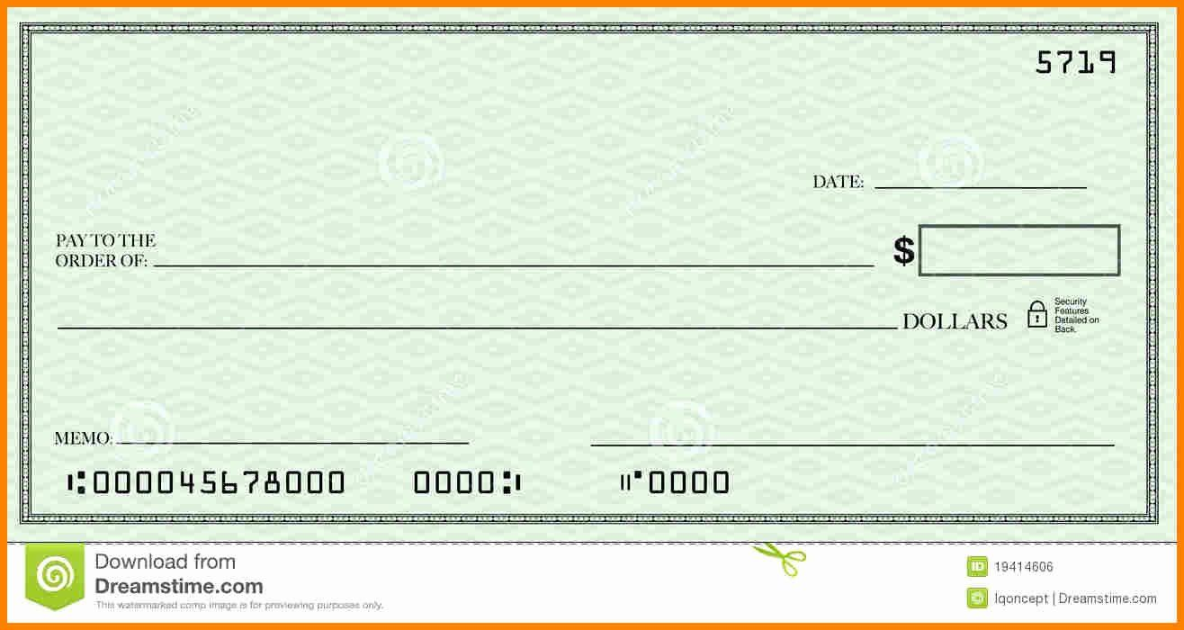 Blank Check Template Word in 2020 Blank check, Words