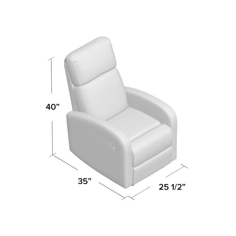 Zipcode Design Cadwell 19 5 Ad Aff Ad Cadwell Zipcode Design In 2020 Modern Furniture Living Room Recliner Modern Living Room