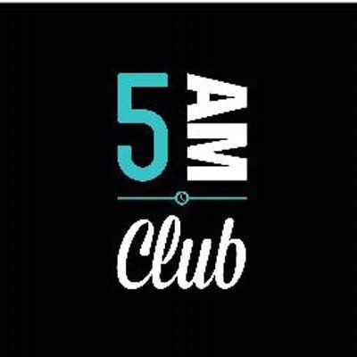 5AM CLUB (@_5AMCLUB)