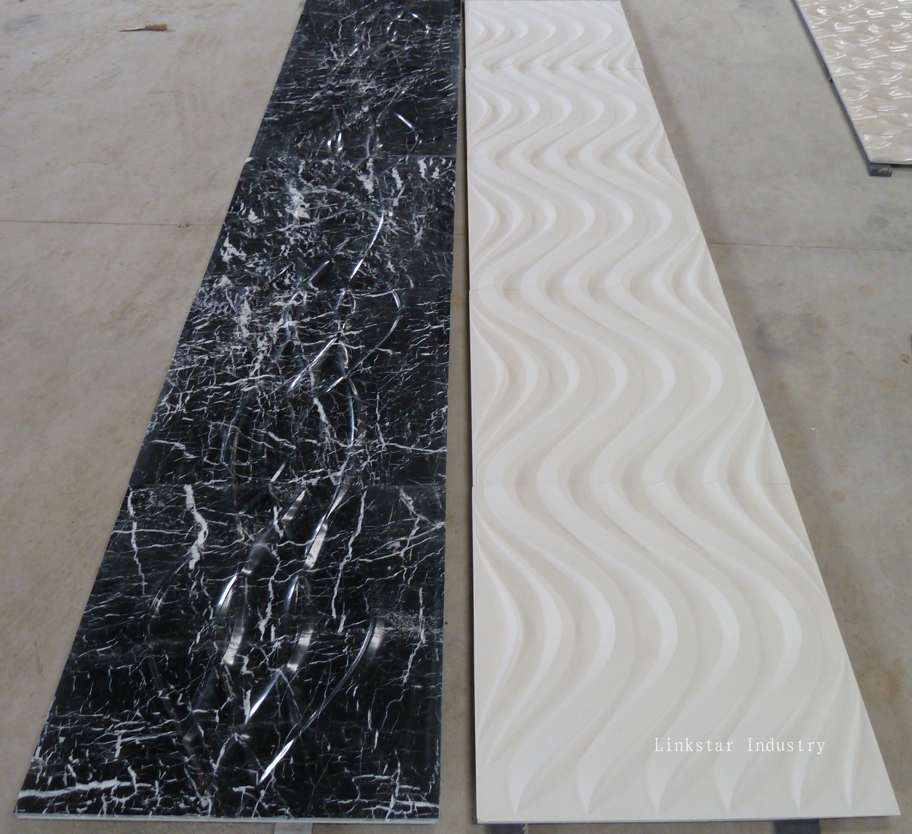 Natural Stone 3D Interior Design Wall Panels Will Show You A Fashionable Modern And Elegant