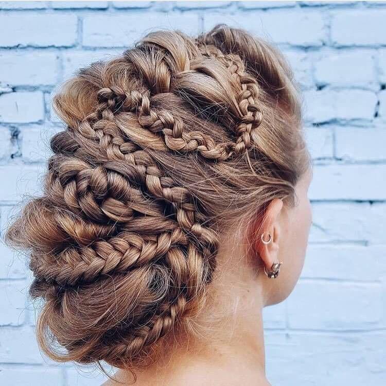 25 Braided Hairstyles for Summer Weddings
