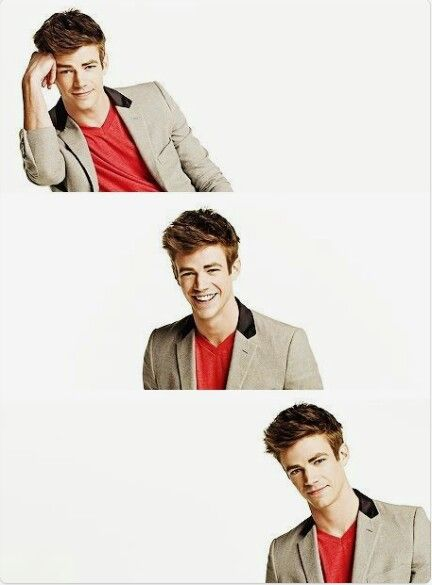 Grant Gustin the perfect man ♡