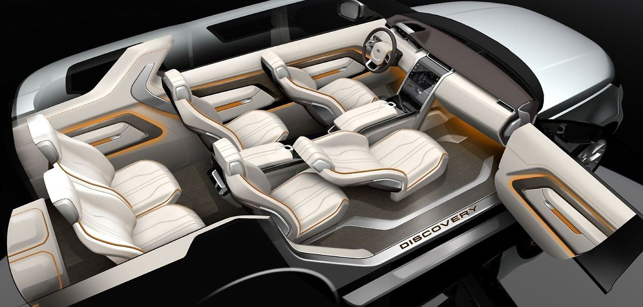 Gashetka Transportation Design 2014 Land Rover Discovery