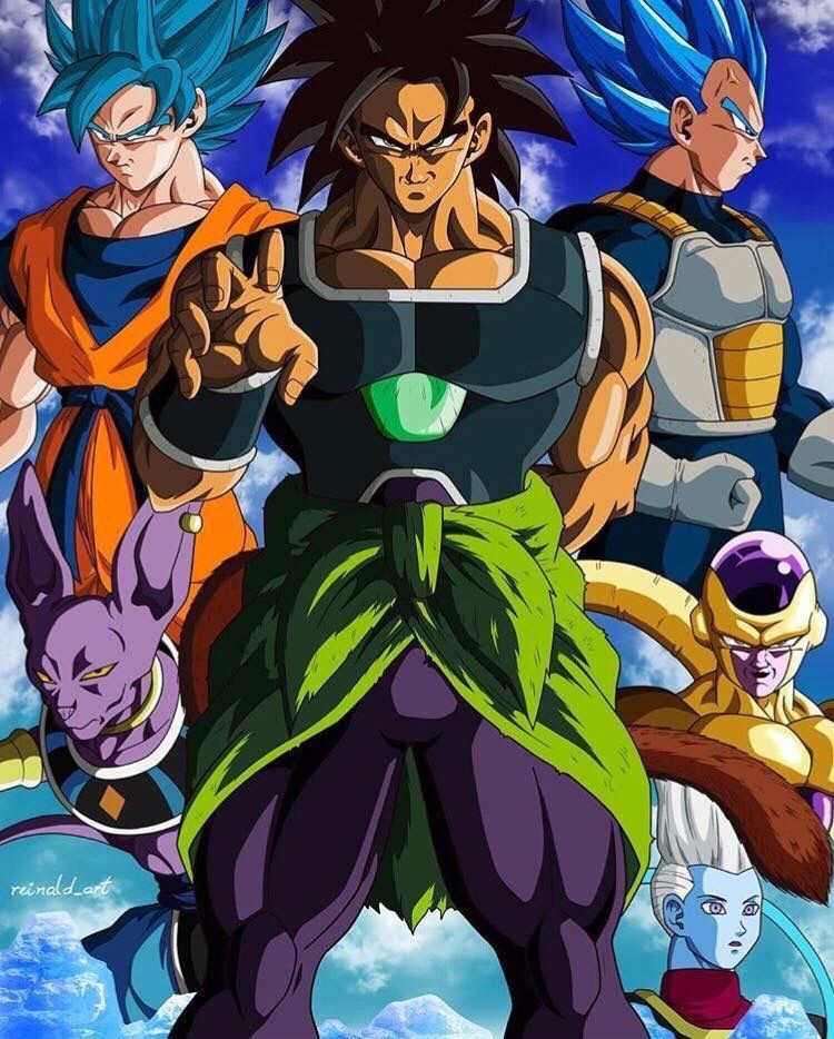 Dragon Ball Super Broly Pelicula Completa En Español Latino Repelis Dragon Ball Goku Dragon Ball Art Dragon Ball Super Goku