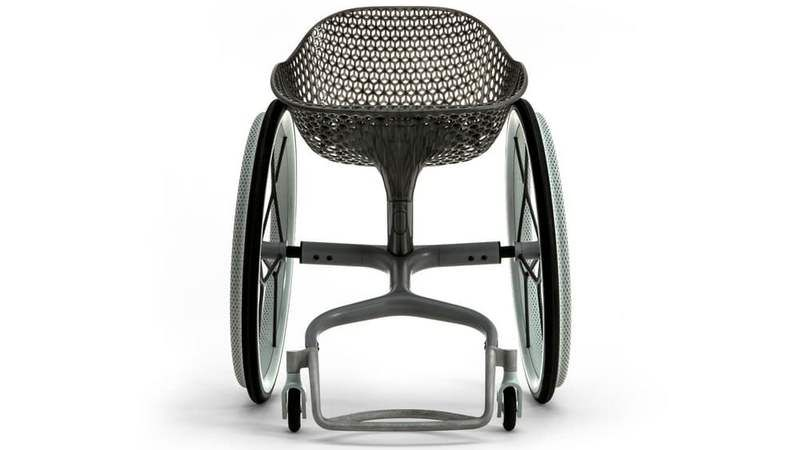 GO wheelchair, i...