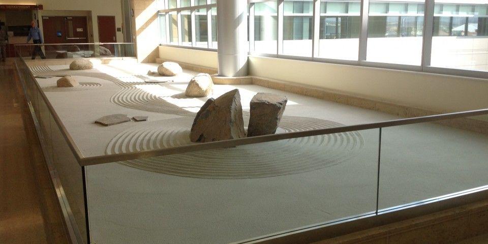 Indoor Zen Garden   Modern Zen Garden