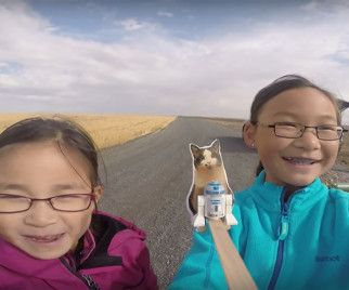 Two Pre-Teens Send Homemade Ship to the Edge of Space from Amy Poehler's Smart Girls