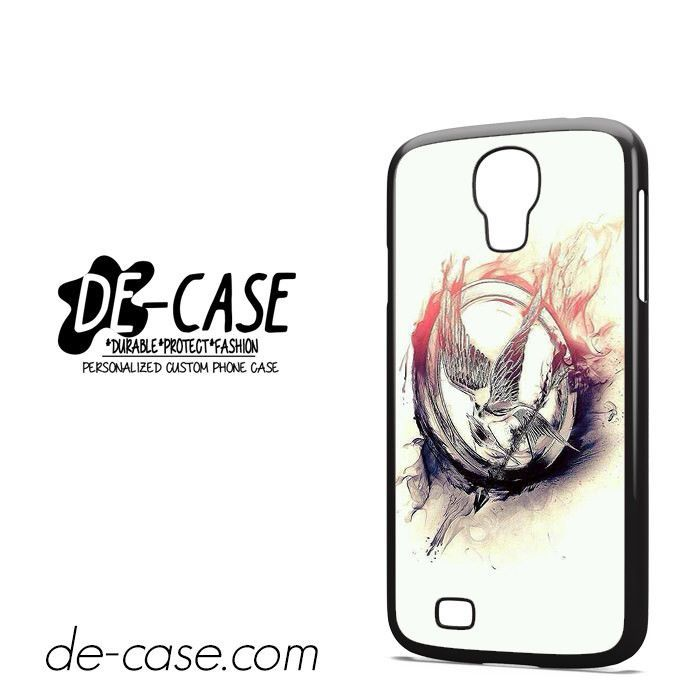 Hunger Games Arts DEAL-5400 Samsung Phonecase Cover For Samsung Galaxy S4 / S4 Mini