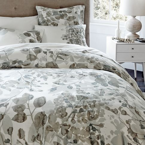 High Quality $189 Backorder Till Dec 28, Organic Woodland Duvet Cover + Shams | West Elm Awesome Ideas