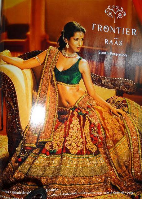 8266b16623 Pin by SunjayJK ✾ DIVERSITY on ༺Dulhaan Diaries༻   Indian bridal ...