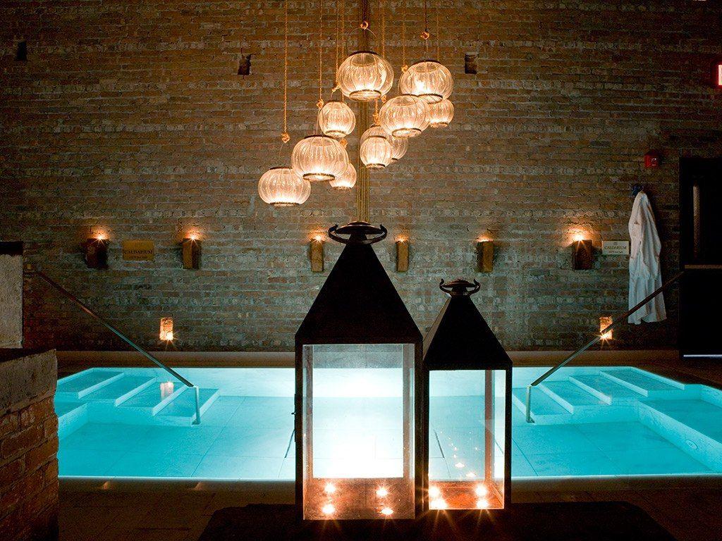 Aire Ancient Baths, New York, New York Condé Nast