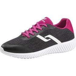 Photo of Pro Touch children's running shoes Roadrunner Jr, size 35 in black / white / pink, size 35 in black / white / P