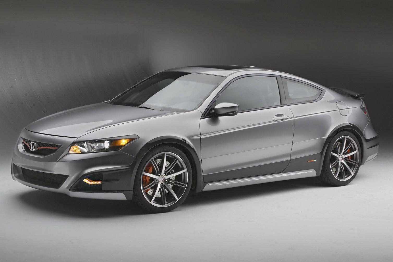 Honda Accord Coupe HFS Concept Unveiled Autos, Tuning honda
