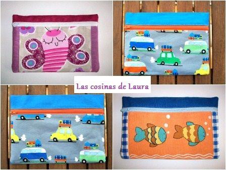 DIY: Cómo hacer un estuche de tela   Las cosinas de Laura