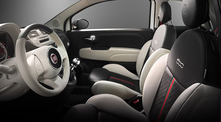2012 Fiat 500 By Gucci Simple Yet Refined Elegance Fiat Usa I