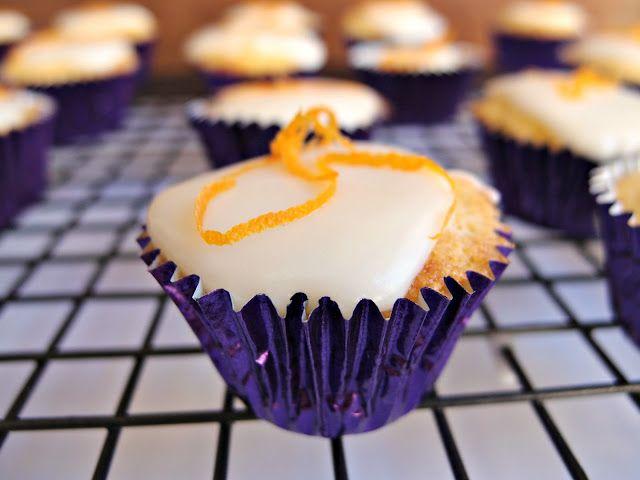 Milk and Honey: Little Orange and Almond Cakes (Gluten Free)