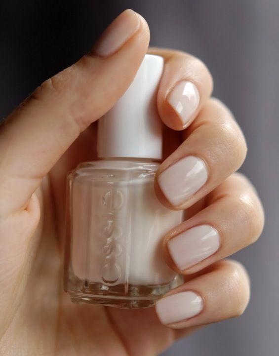 Essie Limo Scene...best nude polish! | .♥. Beauty .♥. | Pinterest ...