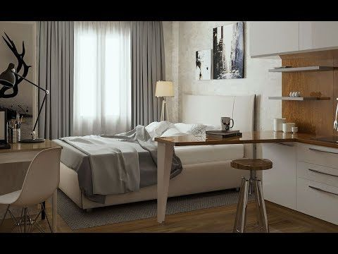 Small apartment design modeling tutorial in ds max corona render youtube also rh pinterest