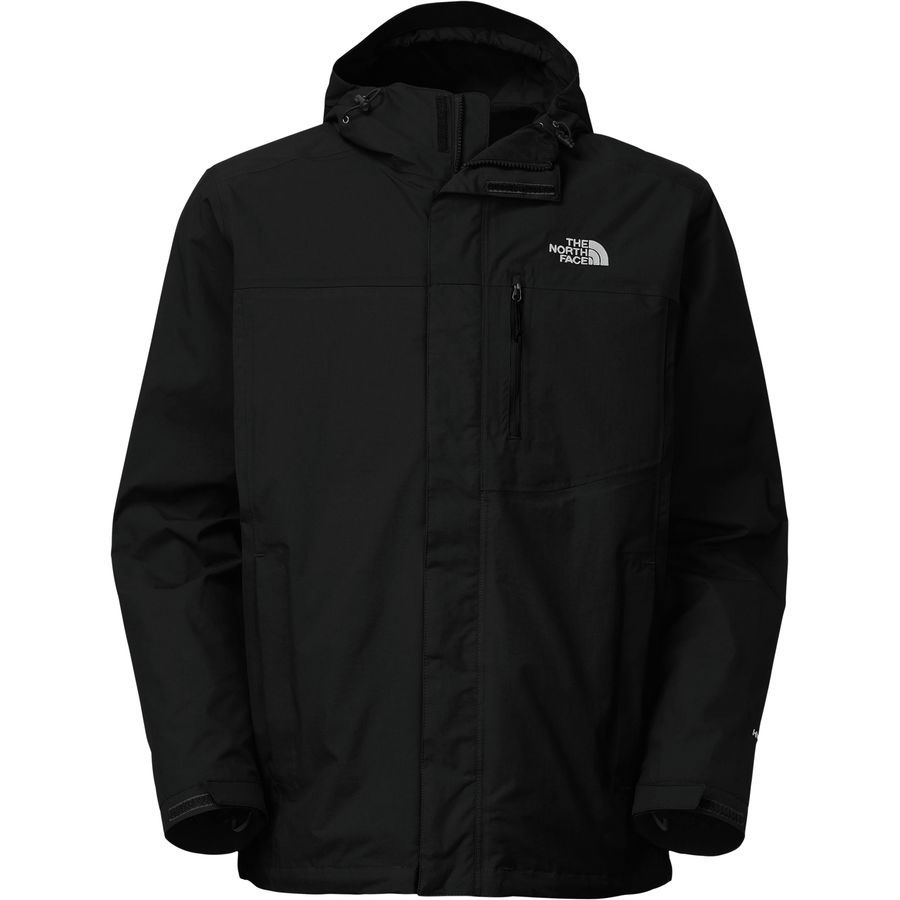 Backcountry.com $192/239 The North Face Atlas Triclimate Jacket - Men's Tnf Black/Tnf Black