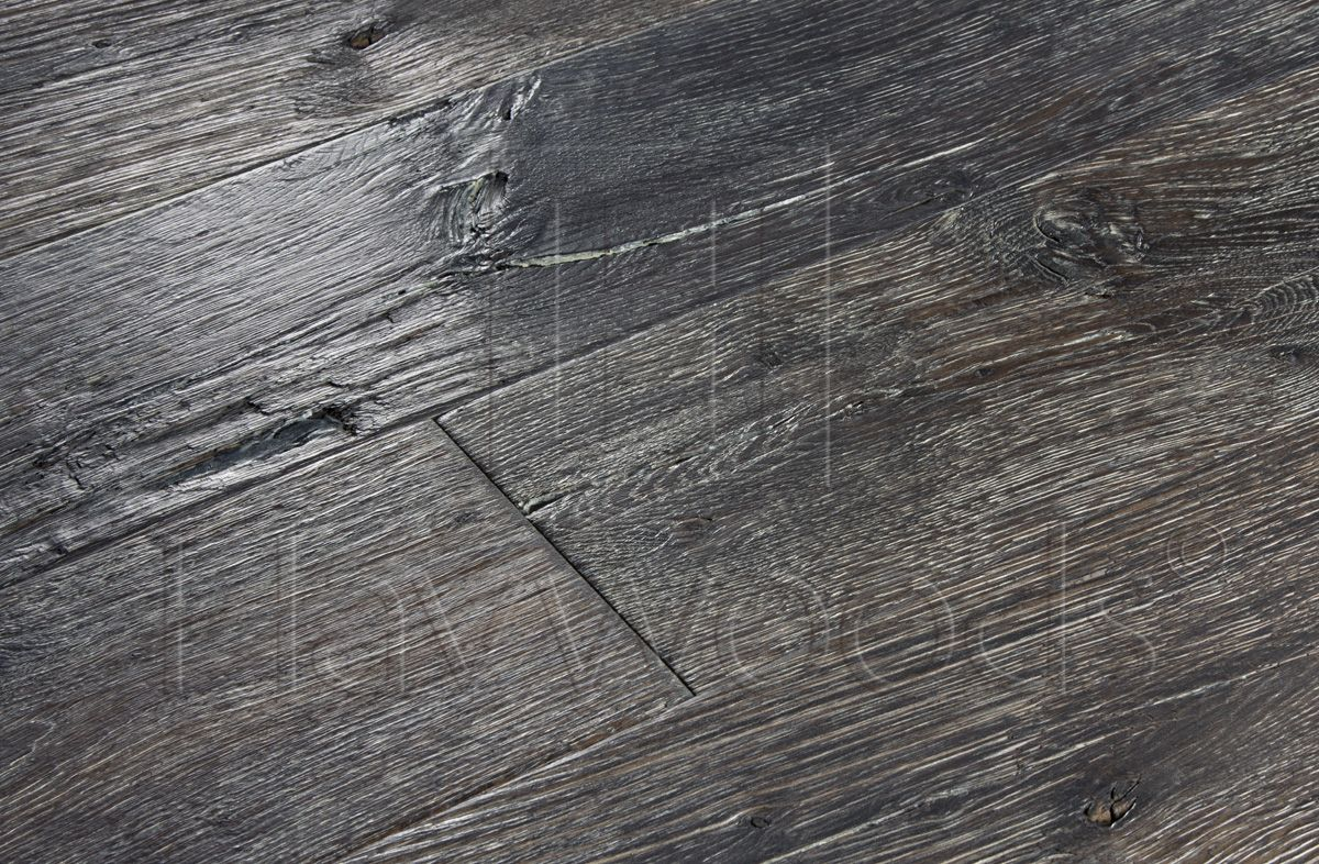 RECM3050 HENLEY Reclaimed Oak Vogan Extra Rustic Grade Reproduction  Reclaimed Weathered Texture Oiled Plank Engineered Wood - RECM3050 HENLEY Reclaimed Oak Vogan Extra Rustic Grade