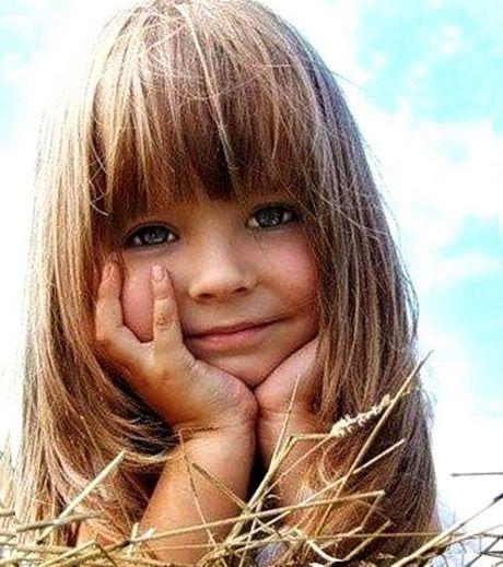 Kinder Madchen Frisuren Mit Pony Www Genialfoto Com