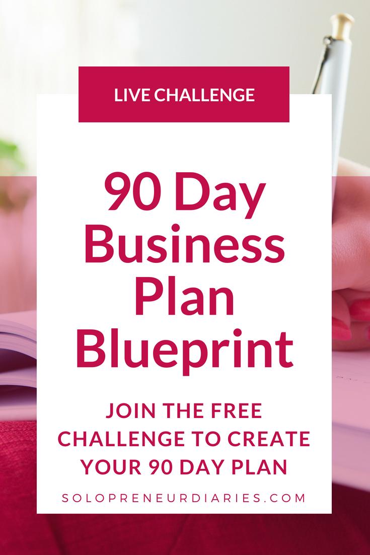 90 day business plan blueprint malvernweather Choice Image