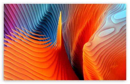 Apple Abstract HD desktop wallpaper Widescreen